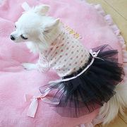 日本製  セレブスタイル  高品質ペットウェア 犬服のハートニットピンク  SS/S/M/MD-M/L