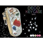 DECO(デコ)キーケース バッグ (4連 かばん 001) 0012