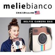 melie bianco メリービアンコ Selfie Camera Bag A1729 インスタグラム バッグ