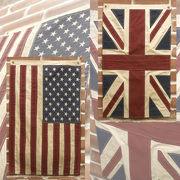 ★★【FLAG ITEM Series】★★アメリカ イギリス 国旗★フラッグ★