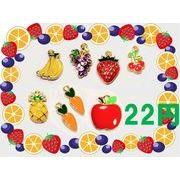 【夏アクセサリー】フルーツデコパーツ イチゴ パイン ブドウ チェリーなど 22円