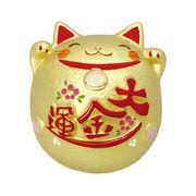 大金運貯金箱/猫