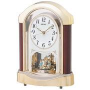 SEIKO セイコー 置き時計 スタンダード 電波時計 BY237G