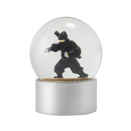 【Snow Globe】スノードーム 忍者