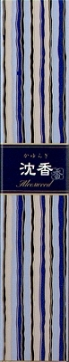 かゆらぎ スティック 沈香40本 【 日本香堂 】 【 お香 】