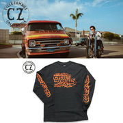 CYCLEZOMBIES BACKFIRE Standard Fit L/S 17256