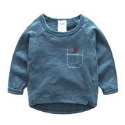 男児 長袖Tシャツ 春 韓国風 新しいデザイン キッズ洋服 赤ちゃん トップス 児童 薄