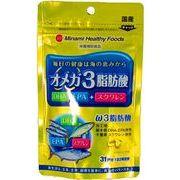 ミナミヘルシーフーズ  [機能性サプリ]オメガ3脂肪酸