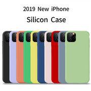 2019 iPhone 11/11pro/11pro Max ケース カバー シリコン シンプル ベーシック アイフォン11 ソフトケース