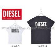 S)【ディーゼル】T‐DIEGO‐LOGO 00SXED 0AAXJ  半袖Tシャツ 全2色 メンズ
