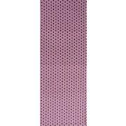 【全面プリント日本手ぬぐい 麻の葉模様(ピンク)】鬼滅の刃_禰豆子イメージ
