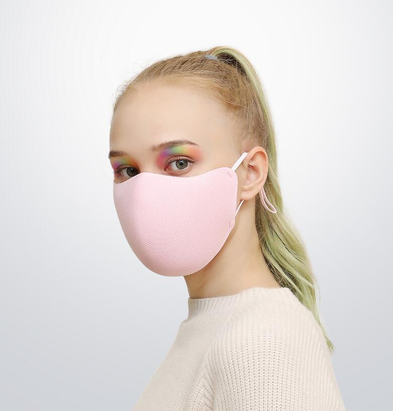 秋冬新作マスク 厚く ファッション スポンジ 男女マスク 三次元 サイクリング 日焼け止め