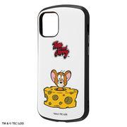 iPhone 12 mini トムとジェリー/耐衝撃ケース MiA/ジェリーとチーズ/スタンダード