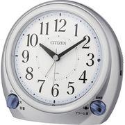 【新品取寄せ品】シチズン目覚まし時計「デュアルトーンR633F」8RA633-N19