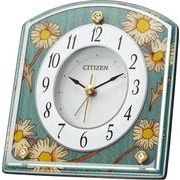 【新品取寄せ品】シチズン置時計「プリマージュR545」4SE545-005