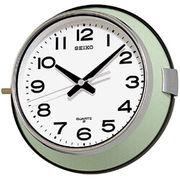 【新品取寄せ品】セイコークロック 防塵型掛時計 KS474M
