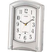 【新品取寄せ品】シチズン電波置時計 「モダンライフR687」 4RY687-019