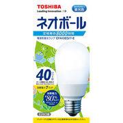 東芝 電球形蛍光灯 A10形・40W・E26昼光色ネオボール EFA10ED7-E