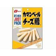 なとり JUSTPACK カマンベールチーズ鱈 21g x10