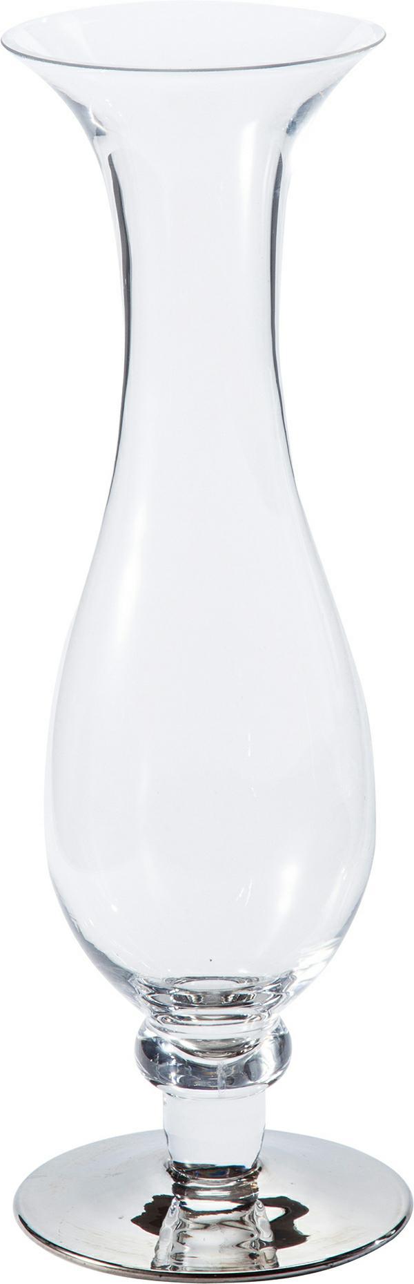 クロムメッキスタンドグラスベース S ガラス製品 限定販売商品