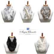 Anjou Chouette ラビットファー チョーカー 2014AW