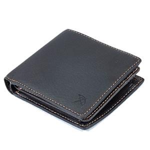ARNOLD PALMER(アーノルドパーマー) ディアスキン 二つ折り財布 ウォレット チョコ AP-BS111-CHOCO 【プレ