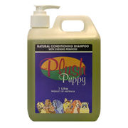 Plush Puppy ナチュラルコンディショニングシャンプー 1リットル