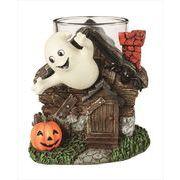 kameyama candle ハロウィンゴーストキャンドルホルダー キャンドル