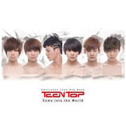 (再発売)韓国音楽 Teen Top(ティーントップ)- Come Into The World[1st Single Album]