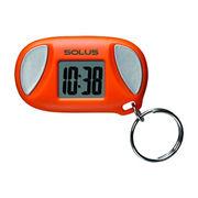 01-SOL-P06 SOLUS ハートレートチェッカー オレンジ