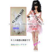 DIY花嫁ドレス/ハロウィン衣装/コスプレ衣装/7673