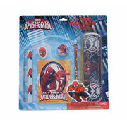 スパイダーマン 6pcステーショナリーセット