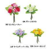 ミニローズバンドル 造花/アーティフィシャルフラワー/フェイクフラワー/リーズナブルフラワー
