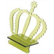 大西賢製販 王冠のスマホ置き モバイルスタンド クラウン