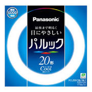 PANASONIC パルック蛍光灯丸形 FCL20ECW/18F