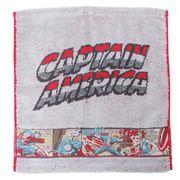 《新生活》キャプテンアメリカ ジャガードウォッシュタオル/ビンテージ