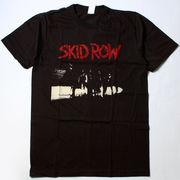 ヴィンテージ風 ロックTシャツ Skid Row スキッド ロウ メンバー