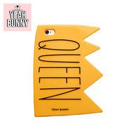 【YEAH BUNNY】 [iPhone7対応] iPhone7 ケース (Queen) 王冠 クラウン