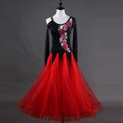 社交ダンスドレス/ モダンドレス ラテンドレス 競技ドレス 188