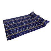 AMBI ネイティブ柄 エアーマット ダブル 枕付き
