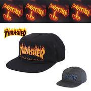 THRASHER FLAME SNAPBACK  15660