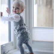 新款★♪キッズファッション★♪連体服★♪ ニット★♪可愛い★ベビー服★♪♪♪