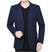 チェスターコート メンズ ビジネスジャケット アウター メンズコート テーラードジャケット 紳士用