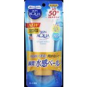 スキンアクア スーパーモイスチャーエッセンス 80g 【 ロート製薬 】 【 UV・日焼け止め 】