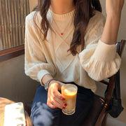 2020年春新作 韓国 春夏ニットセーター M1749