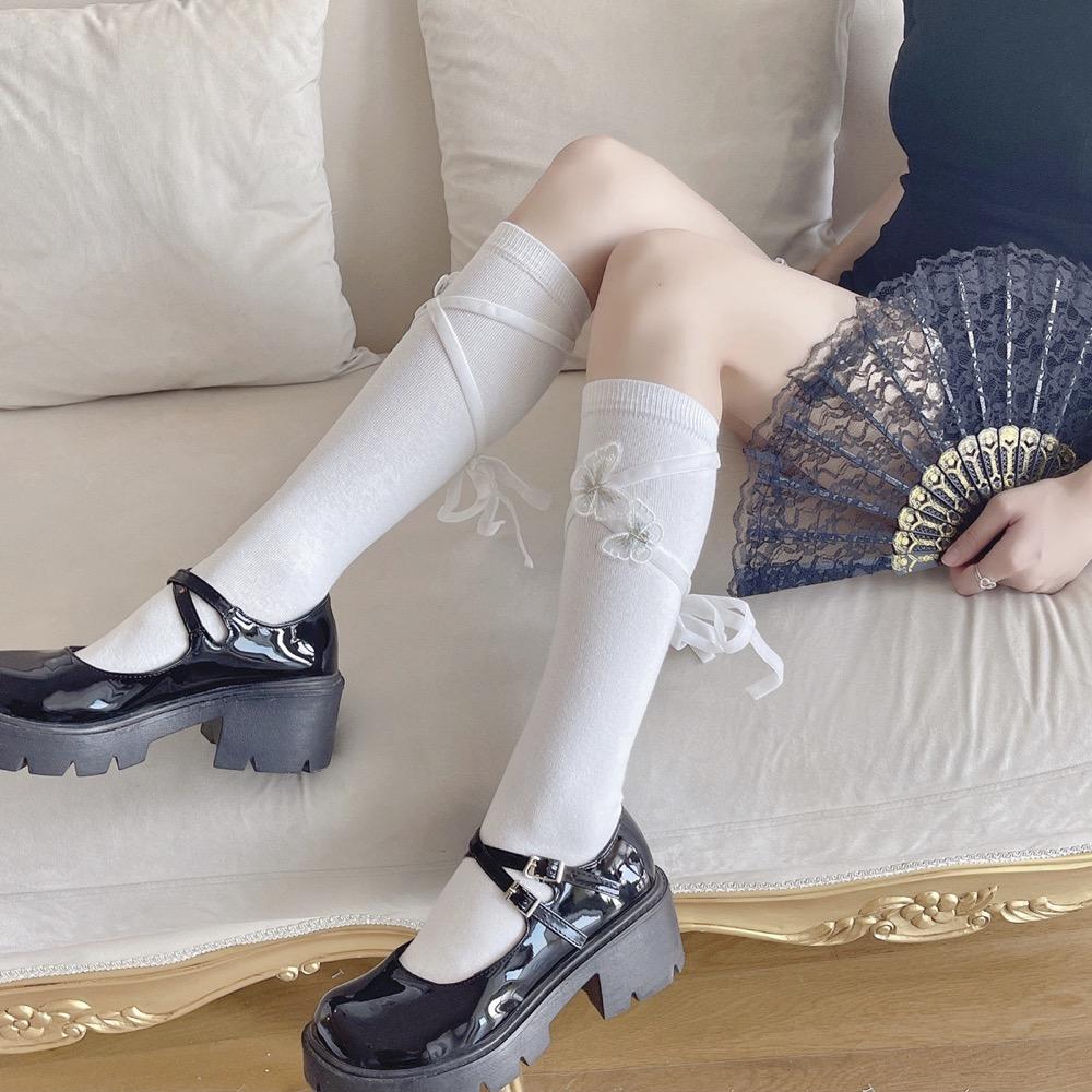 ソックス フットカバー 綿 コットン くつした 靴下 秋冬 ファッション小物 レディース