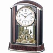 【新品取寄せ品】シチズン電波置時計「パルアモールR658N」4RY658-N23