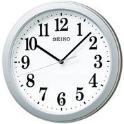 【新品取寄せ品】セイコークロック 電波掛時計 KX379S