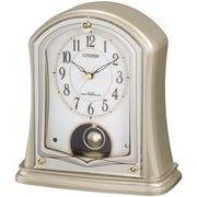 【新品取寄せ品】シチズン電波置時計「パルドリームR693」4RY693-018