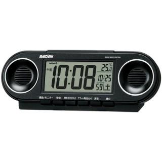 【新品取寄せ品】セイコークロック 電波目覚まし時計 NR531K